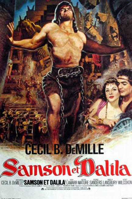 Samson and Delilah (1950) Photos + Posters