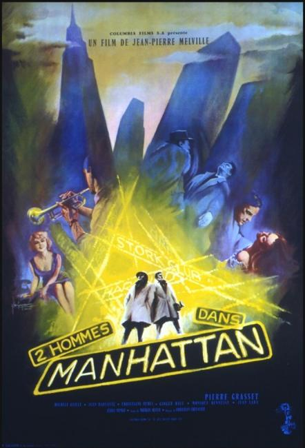 Two Men in Manhattan Photos + Posters