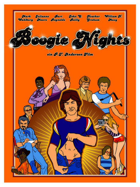Boogie Nights / Happiness Photos + Posters