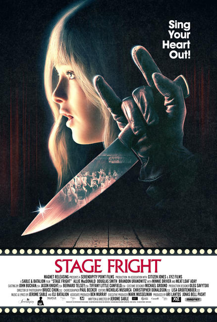 Stage Fright (2014) Photos + Posters