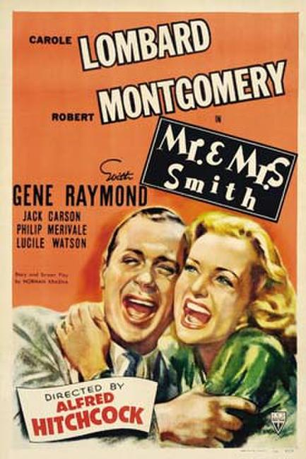 Mr. and Mrs. Smith / Rich and Strange Photos + Posters