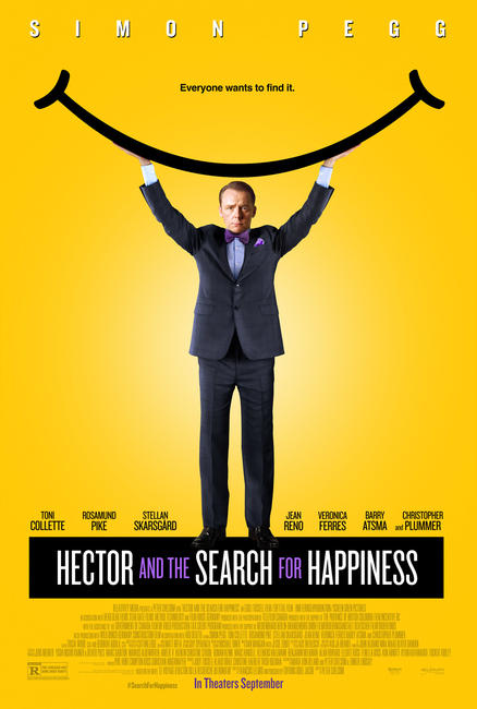 Hector and the Search for Happiness Photos + Posters