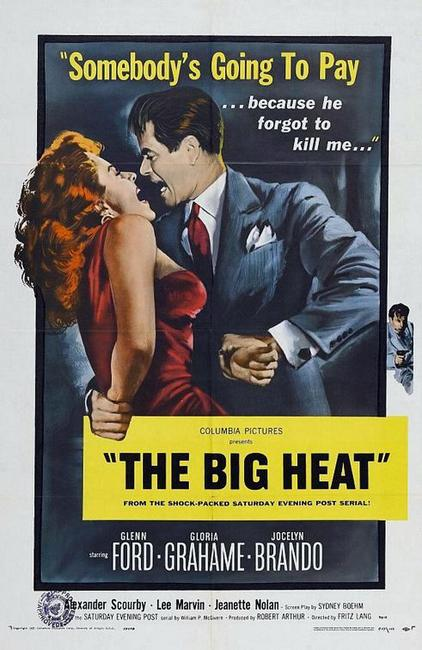 THE BIG HEAT/CLASH BY NIGHT Photos + Posters