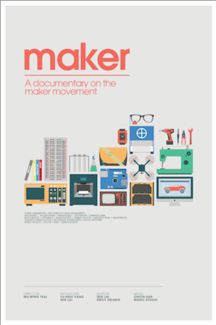 Maker Photos + Posters