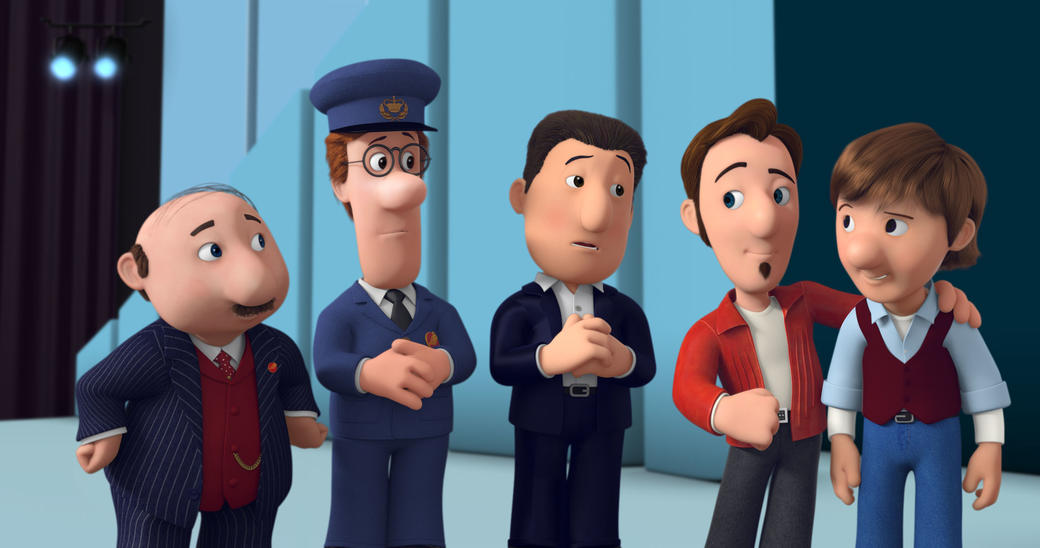Postman Pat: The Movie Photos + Posters