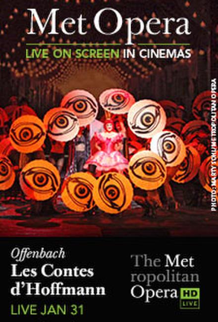 The Metropolitan Opera: Les Contes d'Hoffmann Photos + Posters