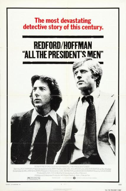ALL THE PRESIDENT'S MEN / KLUTE Photos + Posters