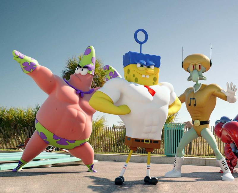 The SpongeBob Movie: Sponge Out of Water Photos + Posters