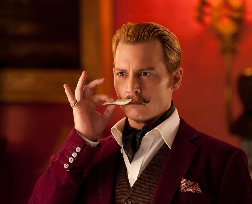 Mortdecai Photos + Posters