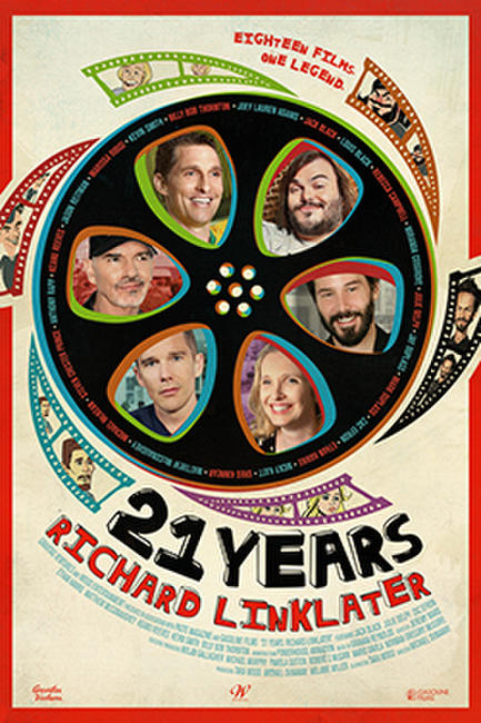 21 Years: Richard Linklater Photos + Posters