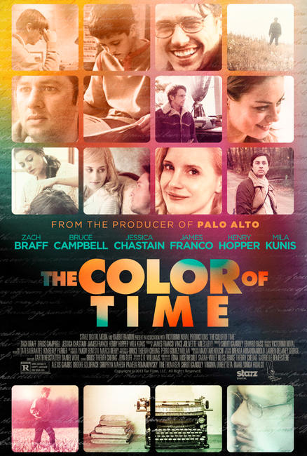 The Color of Time Photos + Posters