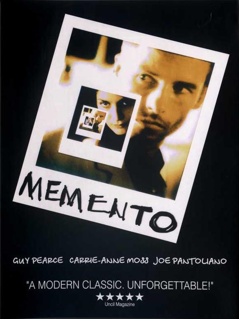 MEMENTO / INSOMNIA Photos + Posters