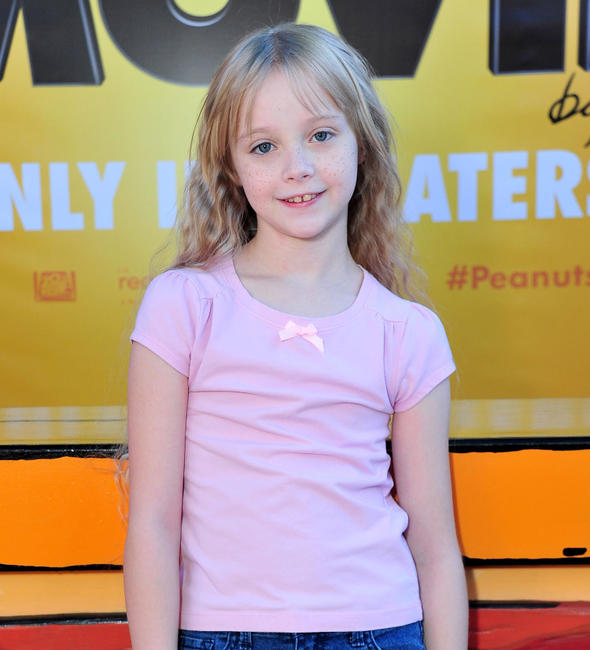 The Peanuts Movie Special Event Photos
