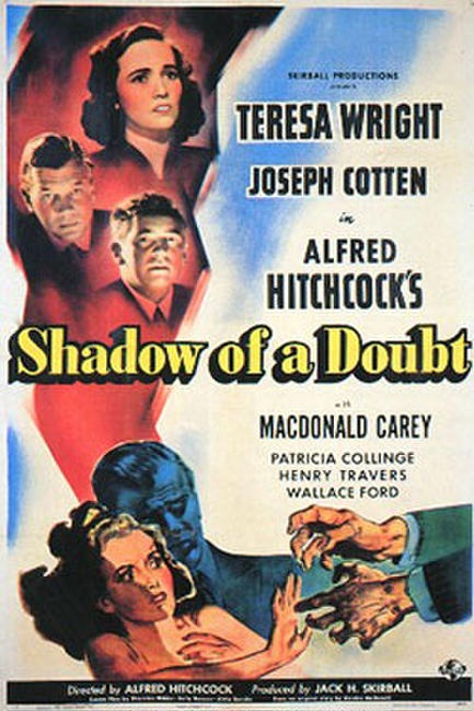 Shadow of a Doubt / Laura Photos + Posters