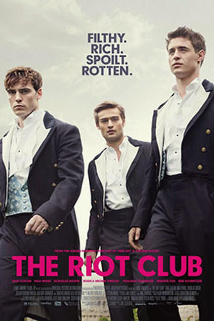 The Riot Club Photos + Posters