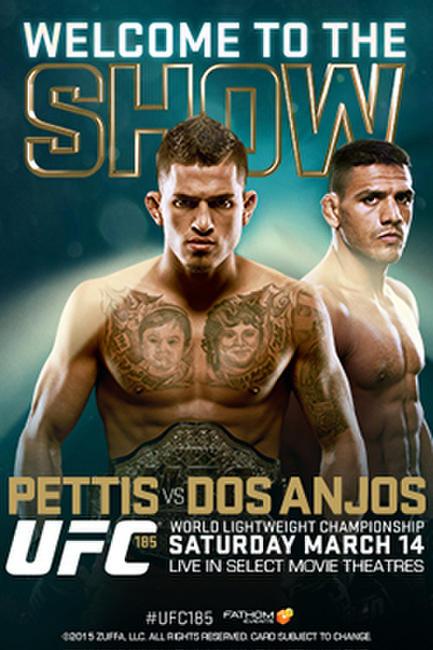 UFC 185: Pettis vs. Dos Anjos Photos + Posters