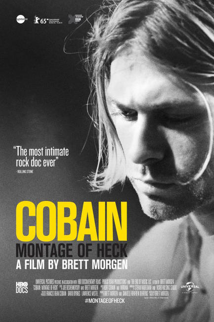Kurt Cobain: Montage of Heck Photos + Posters