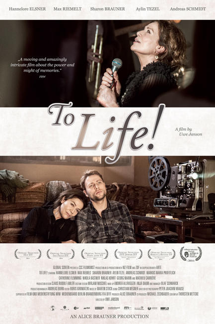 To Life! Photos + Posters
