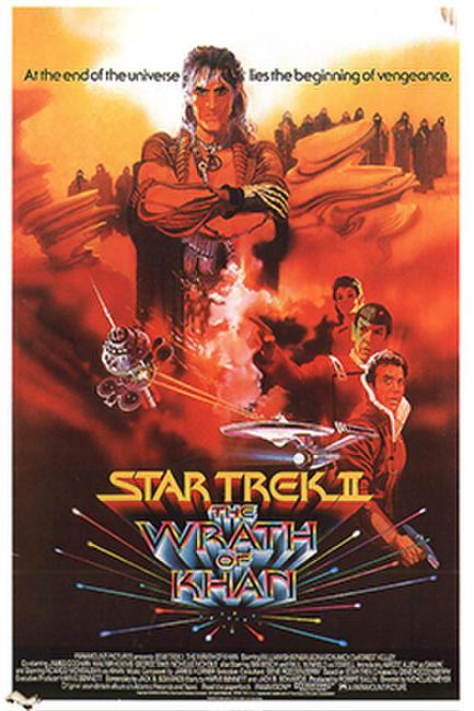 STAR TREK II III IV Photos + Posters