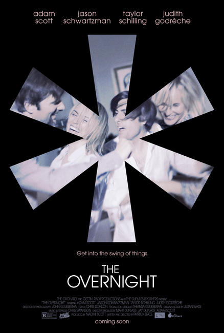 The Overnight Photos + Posters