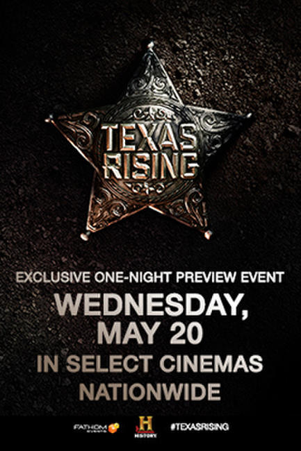 Texas Rising Preview Photos + Posters