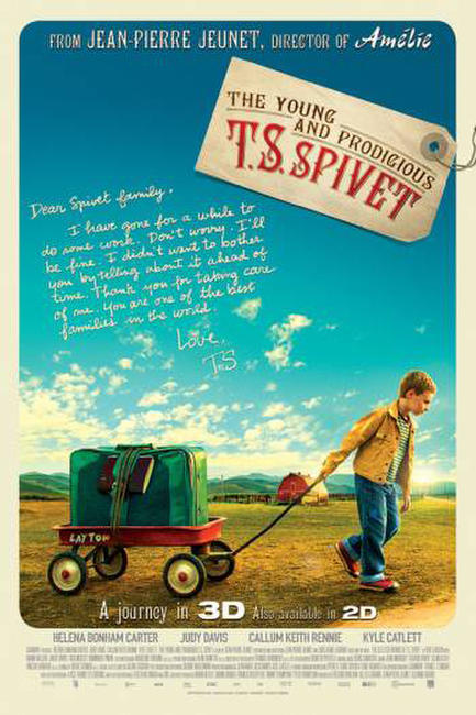 The Young and Prodigious T.S. Spivet Photos + Posters