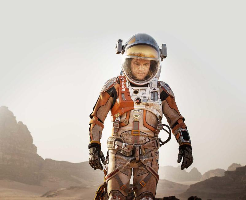 The Martian Photos + Posters