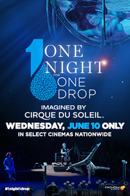 Cirque du Soleil for ONE DROP Photos + Posters