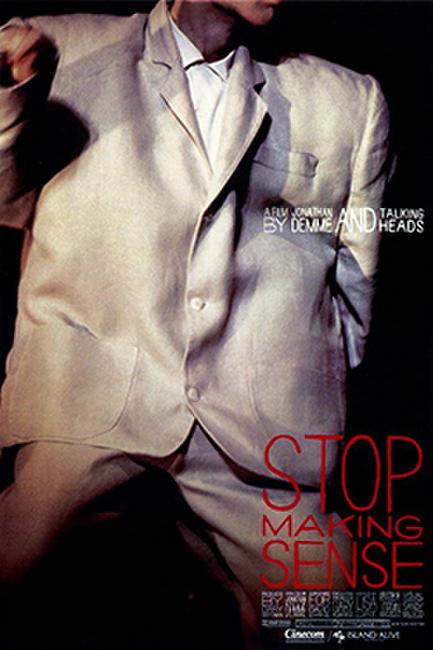 STOP MAKING SENSE / BIG TIME Photos + Posters