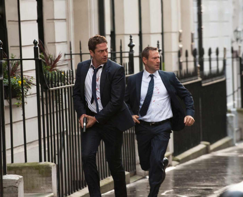 London Has Fallen Photos + Posters