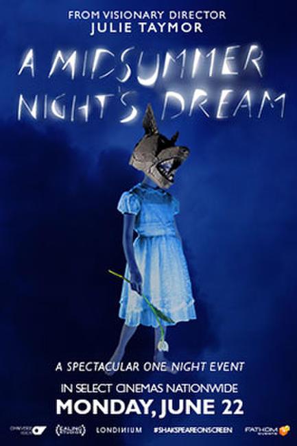 Julie Taymor's Midsummer Night's Dream Photos + Posters