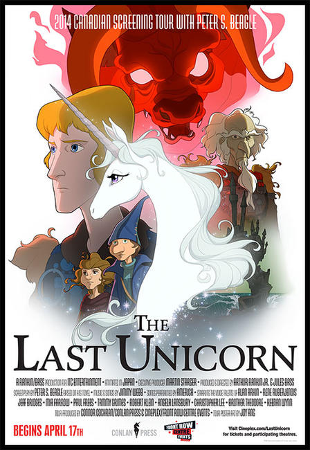 The Last Unicorn / The Flight of Dragons Photos + Posters