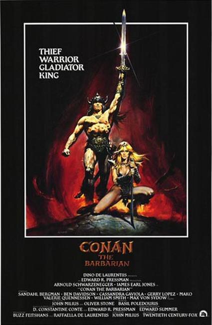 Conan the Barbarian / Conan the Destroyer Photos + Posters