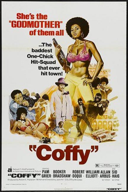 Weird Wednesday: Coffy Photos + Posters
