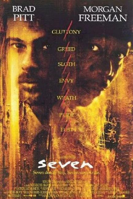 SE7EN / PANIC ROOM Photos + Posters