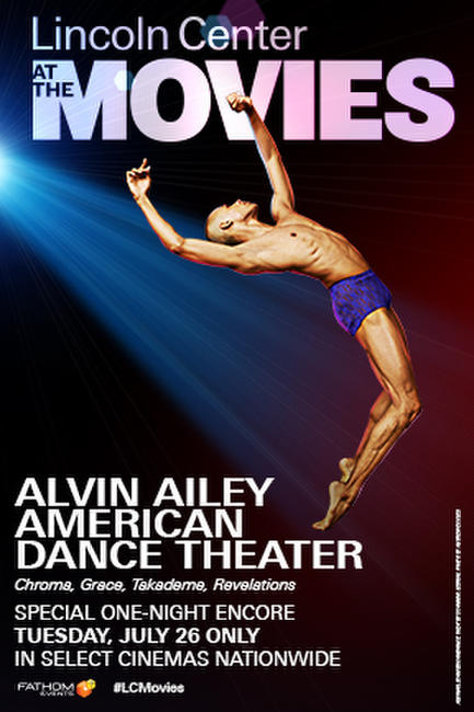 Lincoln Center: Alvin Ailey incl. Revelations Photos + Posters