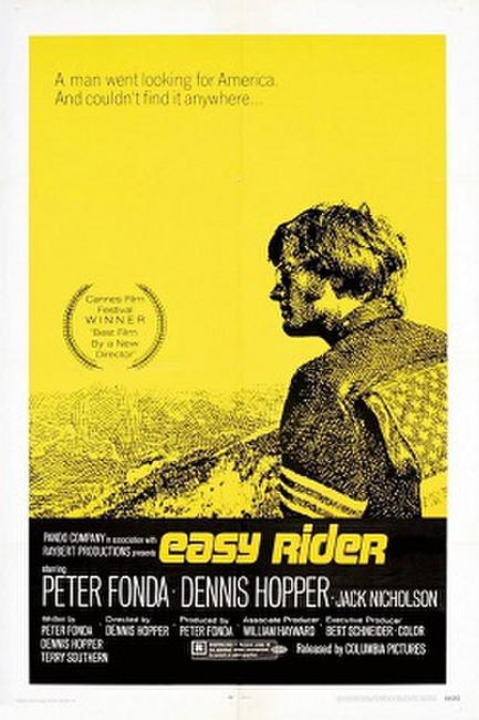 Easy Rider / Zabriskie Point Photos + Posters