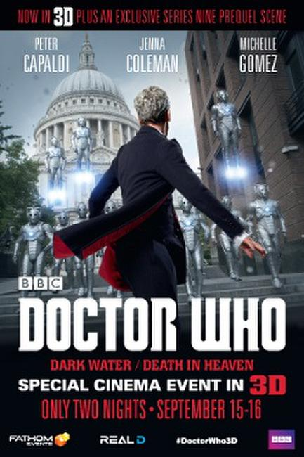 Doctor Who 3D: Dark Water/Death in Heaven Photos + Posters