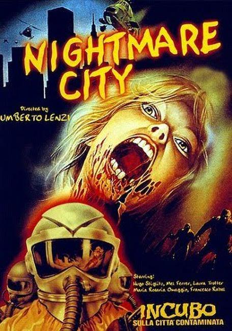 Nightmare City / Burial Ground Photos + Posters