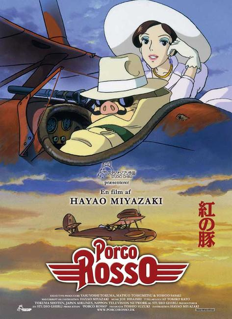 Porco Rosso / The Wind Rises Photos + Posters