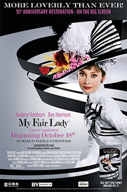 My Fair Lady 50th Anniversary Photos + Posters
