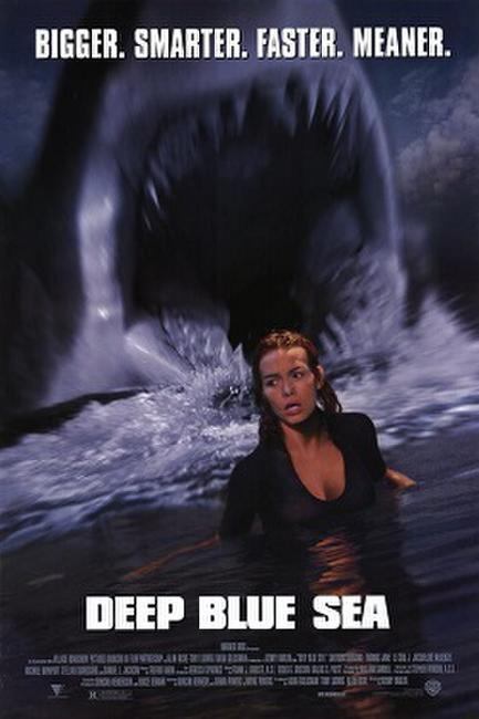 Mile High Sci-Fi vs Deep Blue Sea Photos + Posters