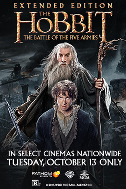 The Hobbit: The Battle of the Five Armies Extended Edition Photos + Posters