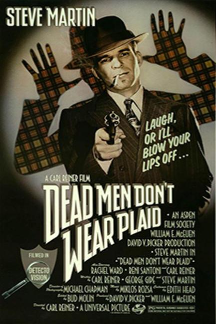 Dead Men Don't Wear Plaid / Notorious Photos + Posters