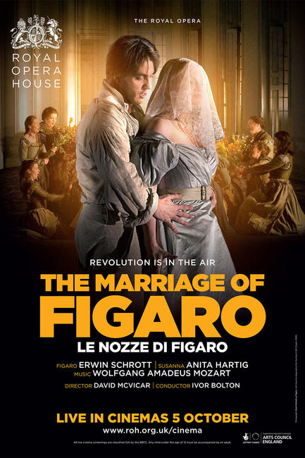 The Marriage of Figaro (2015) Photos + Posters
