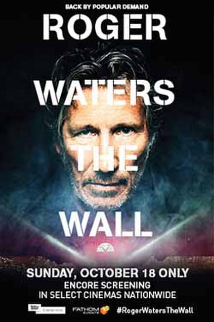 Roger Waters The Wall Encore Photos + Posters
