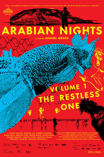 Arabian Nights: Volume 1-The Restless One Photos + Posters