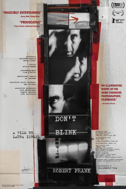 Don't Blink - Robert Frank Photos + Posters