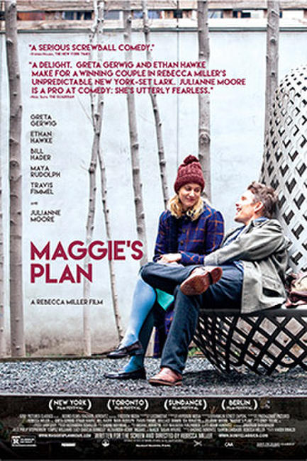 Maggie's Plan Photos + Posters