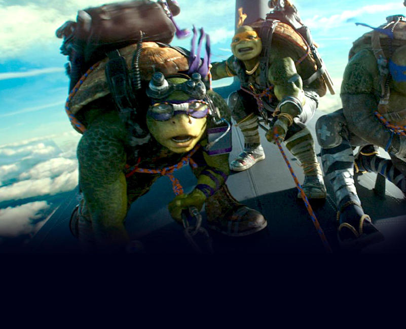 Teenage Mutant Ninja Turtles: Out of the Shadows Photos + Posters